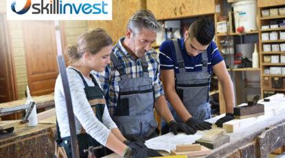 Skillinvest carpentry training courses
