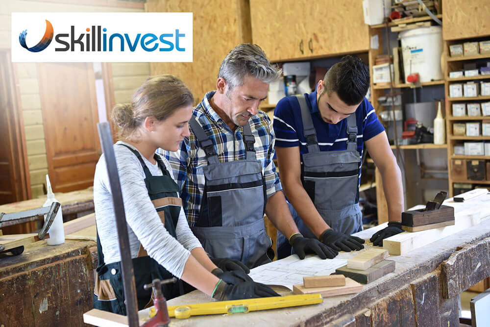 Skillinvest carpentry training courses