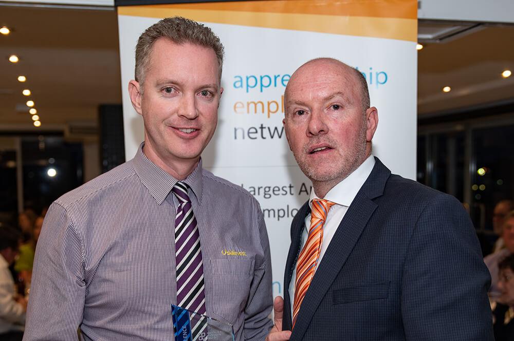 Skillinvest apprenticeship employment network