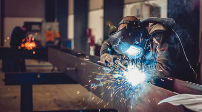 Skillinvest fabrication and mechanical workplace training
