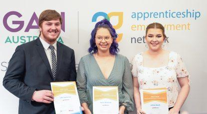 AEN finalists